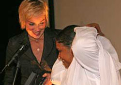 Cinema Verite Honours Amma