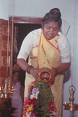 Amma As Shiva