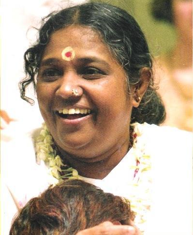 Amma's Visit to Bengal